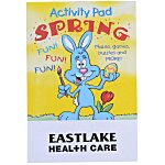 Activity Pad - Spring