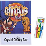 Activity Pad Fun Pack - Circus Fun