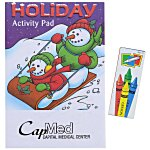 Activity Pad Fun Pack - Holiday