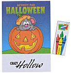 Activity Pad Fun Pack - Halloween