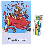 Activity Pad Fun Pack - Travel Fun