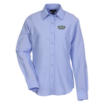 Tulare EZ-Care LS Oxford Shirt - Ladies'