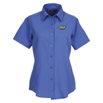 Tulare EZ-Care SS Oxford Shirt - Ladies'
