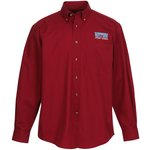 Capulin EZ-Care Fine Line Twill Shirt - Men's