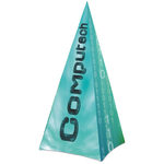 Spectrum Pyramid Banner Display - Replacement Graphic