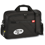 Case Logic Cross-Hatch Laptop Brief