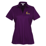 Performance Fine Jacquard Polo - Ladies'