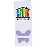 Plant-A-Shape Flower Seed Bookmark - Butterfly