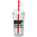 Infuser TakeOut Tumbler w/Straw - 16 oz.