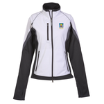 Jozani Hybrid Soft Shell Jacket - Ladies' - 24 hr