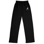 Open Bottom Sweatpants - Ladies'