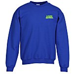 Gildan 8 oz. Heavy Blend 50/50 Crew Sweatshirt - Emb