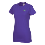 District Concert Tee - Ladies' - Colors - Emb