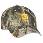 Polyester Camo Hunter Cap - Transfer