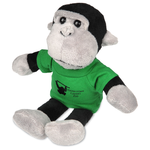 Mascot Beanie Animal - Gorilla