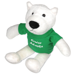 Mascot Beanie Animal - Polar Bear