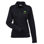 Brecon Long Sleeve Moisture Wicking Polo - Ladies'