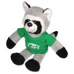 Mascot Beanie Animal - Racoon - 24 hr