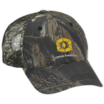Outdoor Cap Mesh Camo Hat - Mossy Oak Breakup