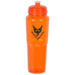 PolySure Retro Sport Bottle - 32 oz.