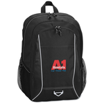 Atlas Laptop Backpack - Embroidered