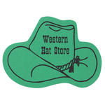 Cushioned Jar Opener - Cowboy Hat