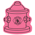 Cushioned Jar Opener - Fire Hydrant