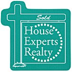 Cushioned Jar Opener - Realty Estate Sign