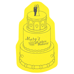 Cushioned Jar Opener - Wedding Cake