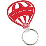 Air Balloon Soft Key Tag
