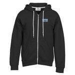 Anvil Fashion Full Zip Hoodie - Men's - Embroidery