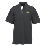 UltraClub Platinum Performance Birdseye Polo - Men's