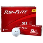 Top Flite XLD Golf Ball - Closeout