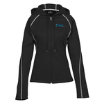 Tonle Full Zip Performance Hoodie - Ladies' - TE Transfer