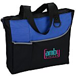 Metropolis Meeting Tote - Embroidered