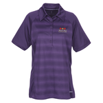 Shima Stripe Moisture Wicking  Polo - Ladies'