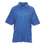 Shima Stripe Moisture Wicking  Polo - Men's