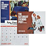 Saturday Evening Post Norman Rockwell Calendar - Window