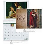 God's Gift Calendar - Funeral Planning - Spanish