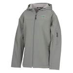 Devon & Jones Hooded Soft Shell Jacket - Ladies'