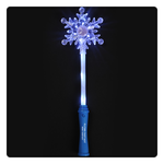 Light Up Snowflake Wand