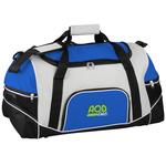 Tri-Pocket Sport Duffel - Embroidered