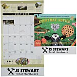 Old Farmers Almanac Home Hints - Stapled