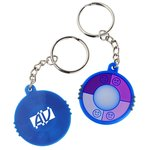 UV Indicator Key Tag