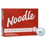 Noodle Plus Golf Ball - Dozen - Quick Ship