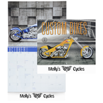 Custom Bikes Calendar