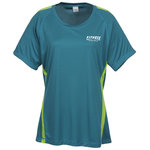 Colorblock Contender Tee - Ladies'