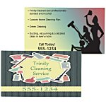 Double Sided Business Card Magnet - 2