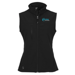 Innis Soft Shell Vest - Ladies' - 24 hr