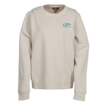 Garris V-Stitch Crew Sweatshirt - Ladies'